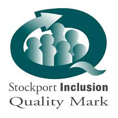 Stockport Inclusion Quality Mark Logo