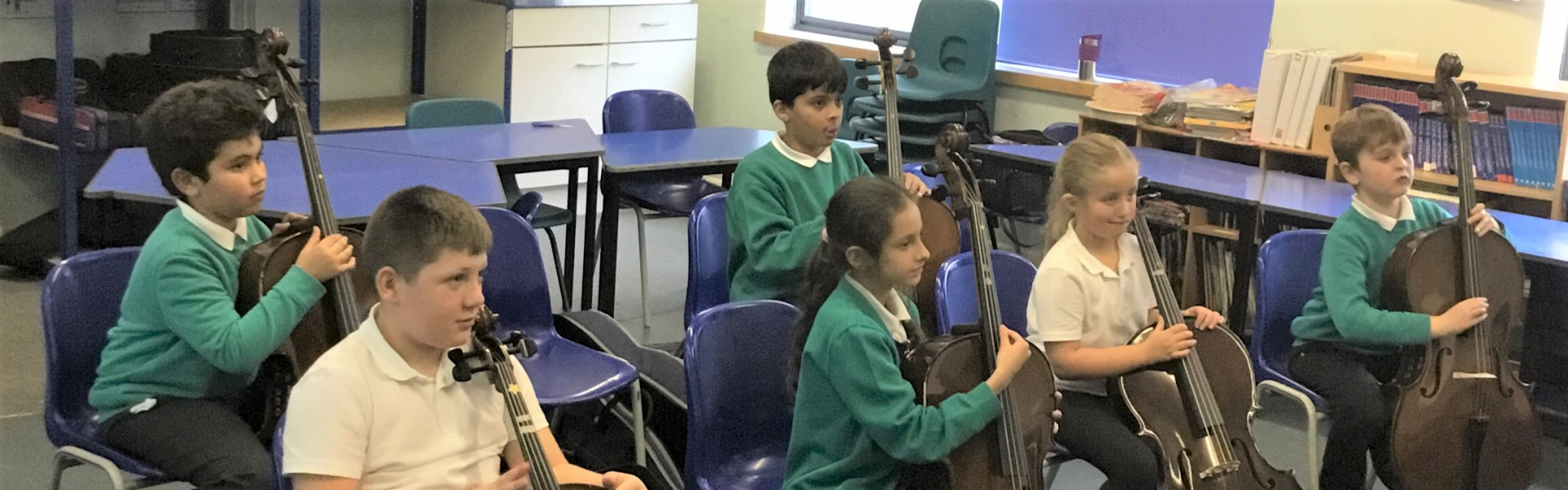 Music at Ladybridge